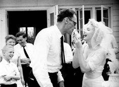When Arthur Miller married Marilyn Monroe, June 25, 1956