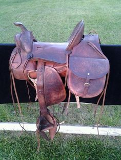 """Western Saddle 17"""" Seat Custom Hand-Tooled Leather Nicaragua 1890's-Style +MORE! #Custommade"""