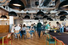 """WeWork, the $16 billion coworking platform that rents office space to small businesses and promising startups, recently opened a new campus in Paddington, London. """"Bordered by Hyde Park and Little ... Read More"""