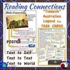 tiddalik sequencing pictures australia