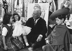 Pablo Picasso - Phot