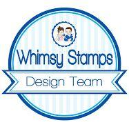 Designer for Whimsy Stamps
