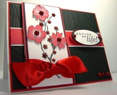 Eastern Blooms Define Your Life! by Cards_By_America - Cards and Paper Crafts at Splitcoaststampers