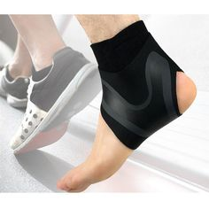 3X Professional Choice Boxing Ankle Support Brace Foot Guard Protector Achilles Tendon Pain Multi Colors//Sizes