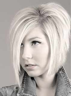 Web Collections - medum blonde straight hair styles