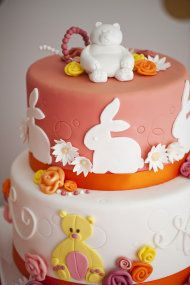 First Birthday Party from Jasalyn Thorne | Style Me Pretty