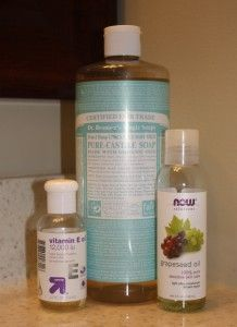 Homemade facial cleanser and a couple other great recipes at this site More anti aging tips for men can be found at www.antiaginghq.org