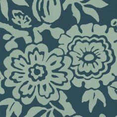Primitive Flower | Galbraith & Paul. This is pretty too...