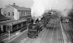 Nickel Plate Hudson departs Chicago - Classic Trains Magazine