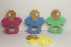 Perler beads soothers