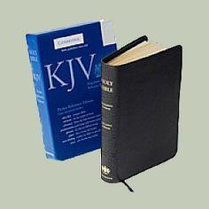 Standard Text Edition KJV Cambridge Bible