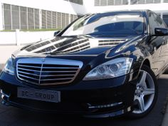 Mercedes S500L 4M offered for rental by Luxury Car Hire Marbella. To hire this car just call us: +34 952 773943
