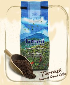 My FAVORITE coffee!!!  Have ordered it online since visiting Costa Rica three years ago.  Will have to do until I can convince my hubby we need a vacation home there:)  I can dream!