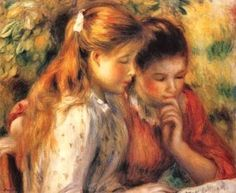 Renoir (French Impressionist Painter, 1841-1919)