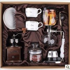 Online Shop New arrival!!!5pcs deluxe coffee gift set, fast shipping!!!|Aliexpress Mobile