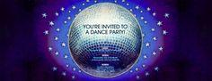Discotheque Invitation