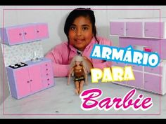 TUTORIAL: COMO FAZER MESA C/ TAMPO DE VIDRO PARA COZINHA DA BARBIE - YouTube