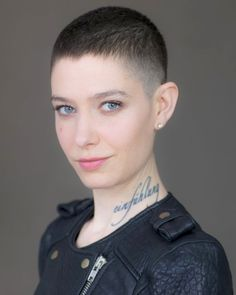 "Asia Kate Dillon - her tattoo translates to ""empathy""   :-)"