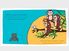 [US]  Free Ebook | Jacky the Jaguar Rude rude rude Jacky - Aleksandra Schmidt | Children &...