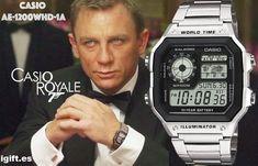 Amazing Watches, Beautiful Watches, Cool Watches, Dream Watches, Casio Vintage Watch, Casio Watch, Casio Digital, Digital Watch, Retro Watches