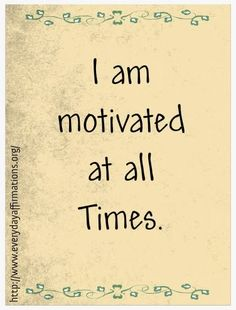 Positive Affirmations, Daily Affirmations