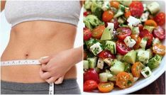 Taste this delicious salad to deflate the abdomen and lose weight Taste this delicious salad to deflate the abdomen and lose weight Quick Weight Loss Tips, Health Problems, Caprese Salad, Potato Salad, Healthy Life, Health Tips, Side Dishes, Lose Weight, Health Fitness