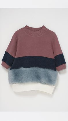 siena fur top – LOÉIL