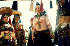 Vintage Carolena and FCBD® - FatChanceBellyDance