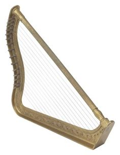 The PVC harp mimics the shape and size of a wood musical harp. Easy Guitar, Guitar Tips, Homemade Instruments, Jack And The Beanstalk, Guitar For Beginners, Irish Traditions, Kids Wood, Teds Woodworking, Harp