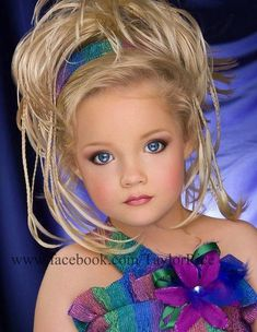 Photo of Glitz for fans of toddlers and tiaras.