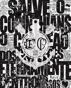 Corinthians Time, Sport Club Corinthians, Corinthian Fc, Sports Clubs, Cellphone Wallpaper, Tatoos, Soccer, Tumblr, Wallpapers