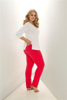 Those Definitely Are Not Your Daughter's Jeans!, NYDJ, Toni Plus, plus-size
