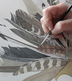 From this Friday I'll be exhibiting a series of new watercolour drawings alongside my limited edition prints in an exhibition with Emily Sutton and John Maltby at Godfrey & Watt in Harrogate.