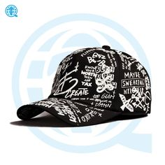 e5feb1e8cb00c Custom Fashion Transparent Sublimation Print Logo Bts Kpop Hats Caps Hip Hop