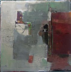 dailyartjournal:    Katherine Chang Liu, Untitled, mixed media  Awesome instructor,take a workshop!