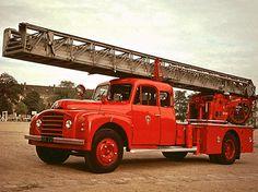 CITROEN  Type 55 fire trucks