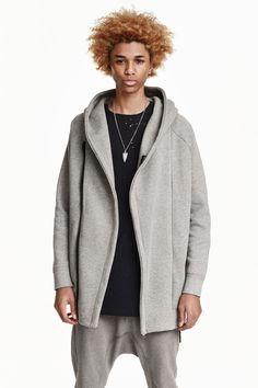 Cárdigan sudadera con capucha   H&M