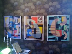 Sam Vanni: Triptych