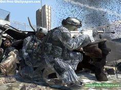 Call Of Duty Modern Warfare 2 1280X1024 Photo