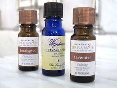 Spring allergy essential oil remedy