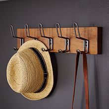 Decorative Wall Hooks and Cabinet Handles   west elm