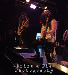 Logan Thayer & Röbby Creasey — Farewell, My Love — Rock & Rebel Tour — The Garage Center, Burnsville, MN — June 24, 2014