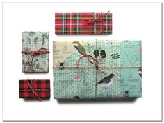 Turnstyle Gift Wrap