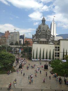 Museo de Antioquia en Medellín, Antioquia