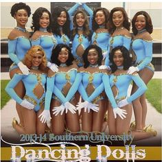 2013-2014 SU Dancing Dolls