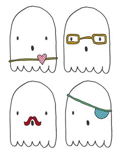 ghost crafts and treats