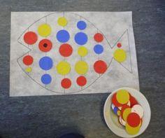 spugna per pittura scuola materna - Cerca con Google