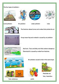this worksheet is meant to introduce new vocab related to pollution. Chemistry Worksheets, Sight Word Worksheets, Teacher Worksheets, Reading Worksheets, School Worksheets, Fractions Worksheets, Printable Worksheets, Printables, Air Pollution Poster