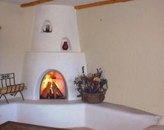 Southwest Kiva - Prefabricated Kiva Fireplaces