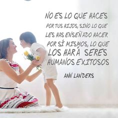 Una madre #SimplementePerfecta no es aquella que hace todo lo que quieren sus hijos sino la que ha enseñado a sus hijos a hacer de todo y a valerse por si mismos... Qué opinas ? Te gusta?